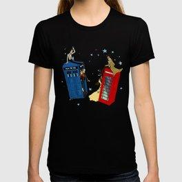 Inspector Who T-shirt