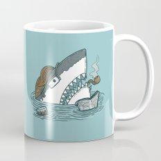The Dad Shark Mug