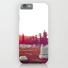 The death of California iPhone 6s Slim Case