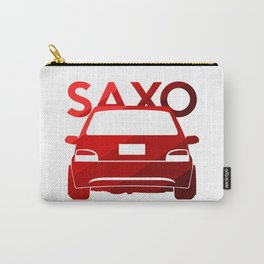 Citroen Saxo - classic red - Carry-All Pouch