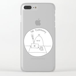 The TourBunny - Refund Clear iPhone Case