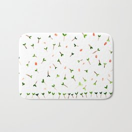 Seedling Growing Bath Mat