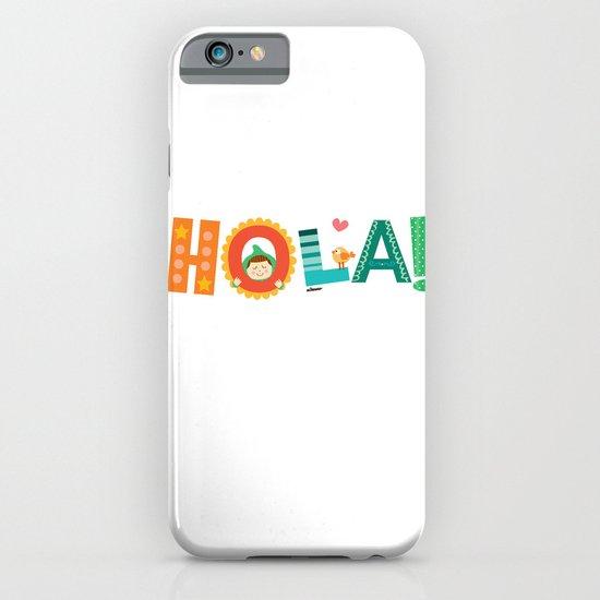 Hola iPhone & iPod Case