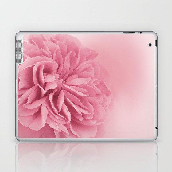 Light Pink Rose #1 #floral #art #society6 Laptop & iPad Skin