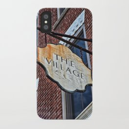The Village iPhone Case