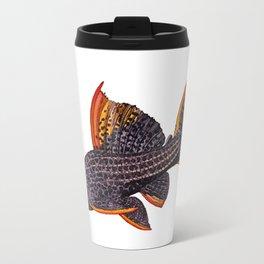 Scarlet Pleco Full Color Travel Mug