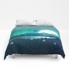 Beneath Barafundle Comforters