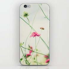 Dancing in the Meadow iPhone & iPod Skin