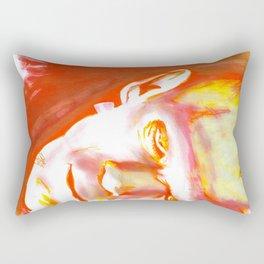 Frankenstein, What Eternity Is Rectangular Pillow