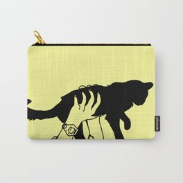 MEOW. Carry-All Pouch
