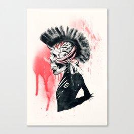 PUNK Canvas Print