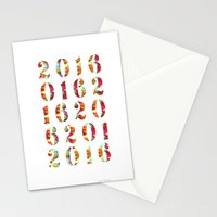2016 Stationery Cards