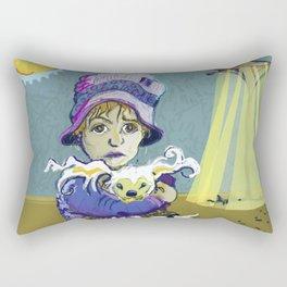 Betiolas 2 (Little Creature) Rectangular Pillow