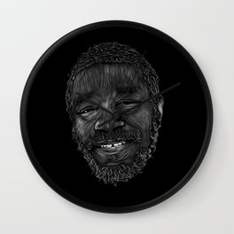 Horace Andy Wall Clock