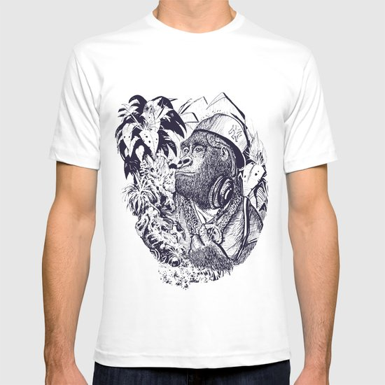 jungle kong T-shirt