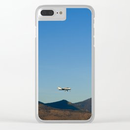 Over the Alps Clear iPhone Case