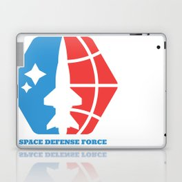 Space Defense Force Laptop & iPad Skin