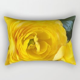503 -Happy Mother's Day Flower Design Rectangular Pillow