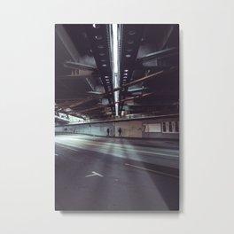 i am vertical Metal Print