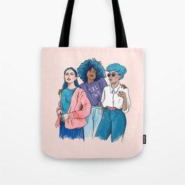 International Women's Day 2018 illustration Tote Bag