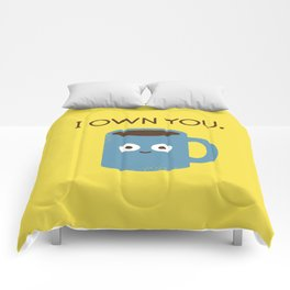 Coffee Talk Comforters