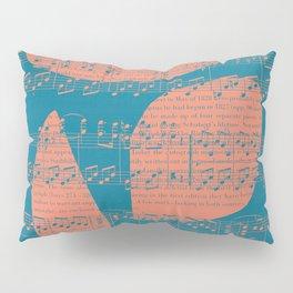 Schubert Sheet Music - Impromptu Pillow Sham