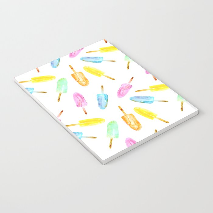 Ice lollies Notebook