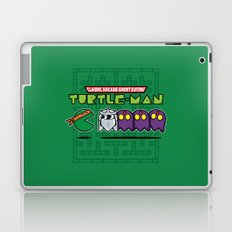Hero in a Pac-Shell (Mikey) Laptop & iPad Skin