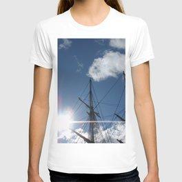 Salem Wooden ship T-shirt