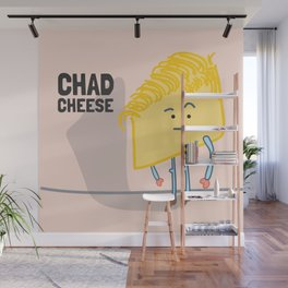 Chad Cheese Wall Mural