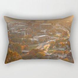Asheville, NC Rectangular Pillow