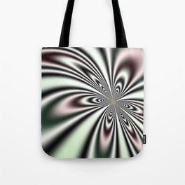 Dizzying Flower Tote Bag