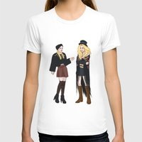 coven T-shirts featuring Gypsy by Mannequin