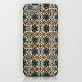 Fist Bump OG Pattern iPhone Case