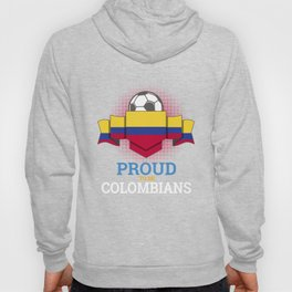 Football Colombians Colombia Soccer Team Sports Footballer Goalie Rugby Gift Hoody
