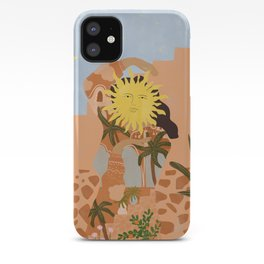Soul full of sunshine iPhone Case
