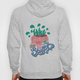 Why do people still buy this stuff? Hoody