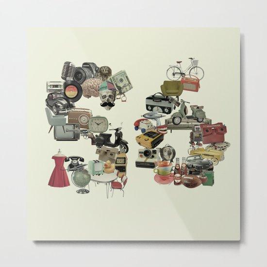Artetro  Metal Print