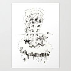 061011 Art Print