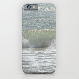 Loving the Waves number 3 iPhone Case