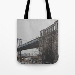 The Brooklyn Bridge Tote Bag