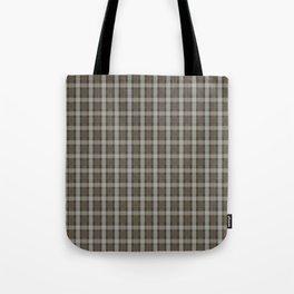 Fraser Clan Tartan Tote Bag