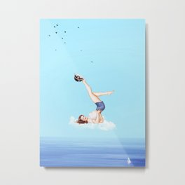 SAILOR Metal Print