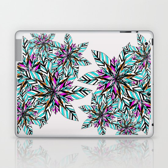Meet in the Middle Laptop & iPad Skin