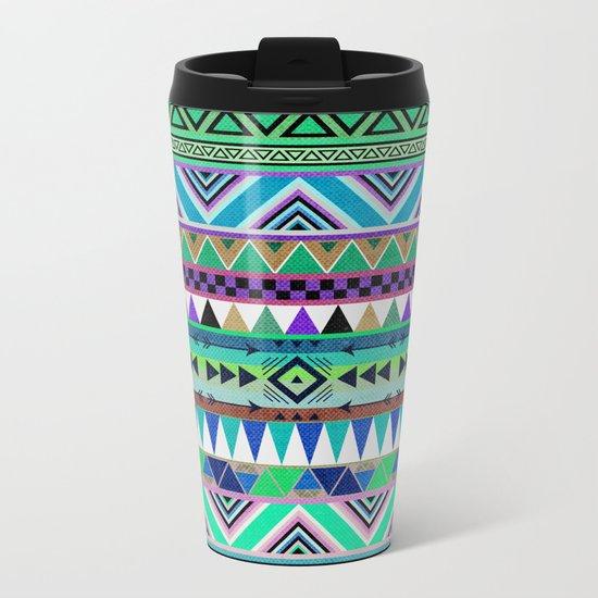 OVERDOSE|ESODREVO Metal Travel Mug