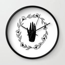 Creation Tool Wall Clock