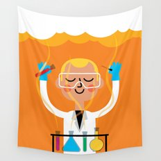 Science is Fun Wall Tapestry