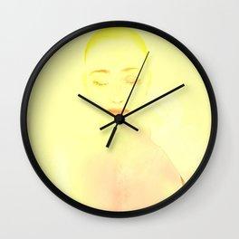 She is the sun 3D Wall Clock