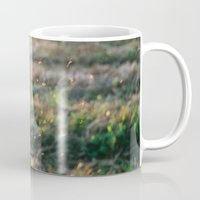 fairies Mugs featuring Fairies by EarthandSky