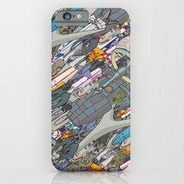 Battlestar iPhone Case